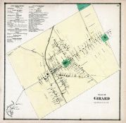 Girard, Erie County 1865